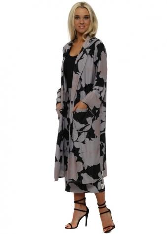Brooke Dim Grey Blooming Lovely Jacket