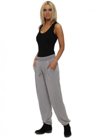 Valerie Dim Grey Hero Jogger Pants