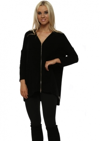 Coodle Flick Black Double Ended Zip Top