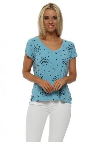Sassy Sky Starry Jersey T-Shirt