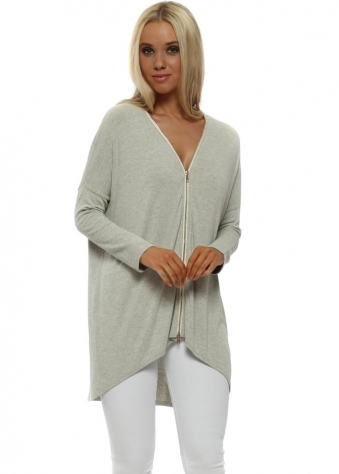 Flick Colada Melange Double Ended Zip Top