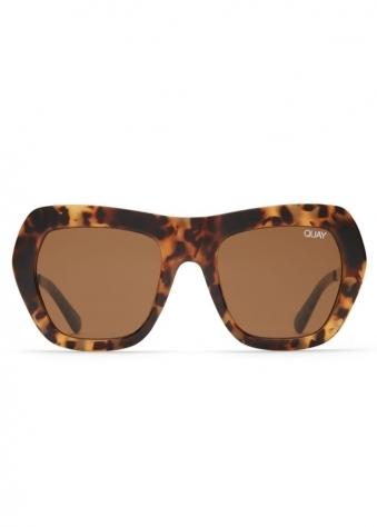 Common Love Sunglasses In Tortoiseshell
