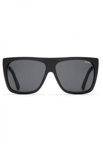 OTL II Square Black Sunglasses