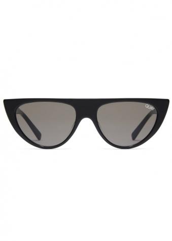 Run Away Cat Eye Sunglasses In Black