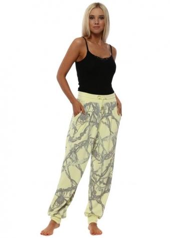Valerie Lemon Vintage Jogger Pants