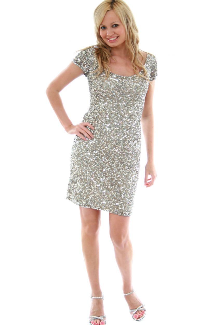 Scala Cocktail Dress Scala Silver Dress Scala Dresses