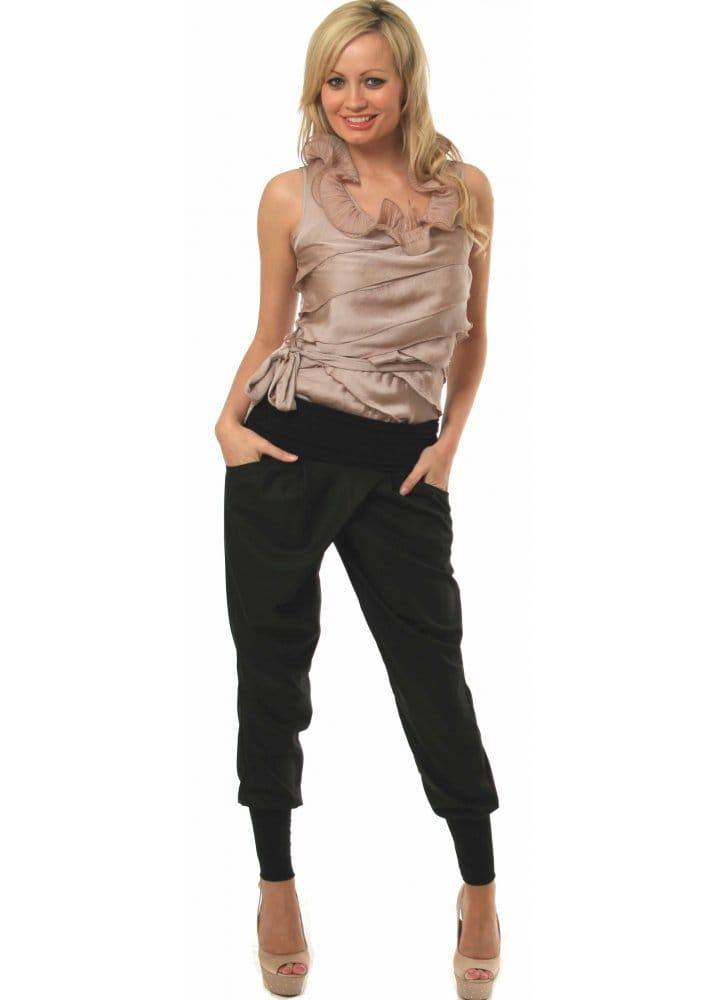 Rinascimento Trousers  Rinascimento Harem Pants  Buy ...