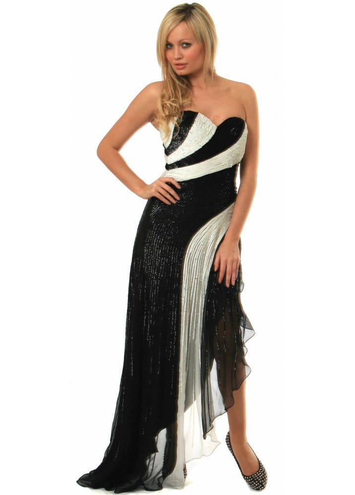 2582 sherri hill. Sherri Hill Ball Gown   Sherri