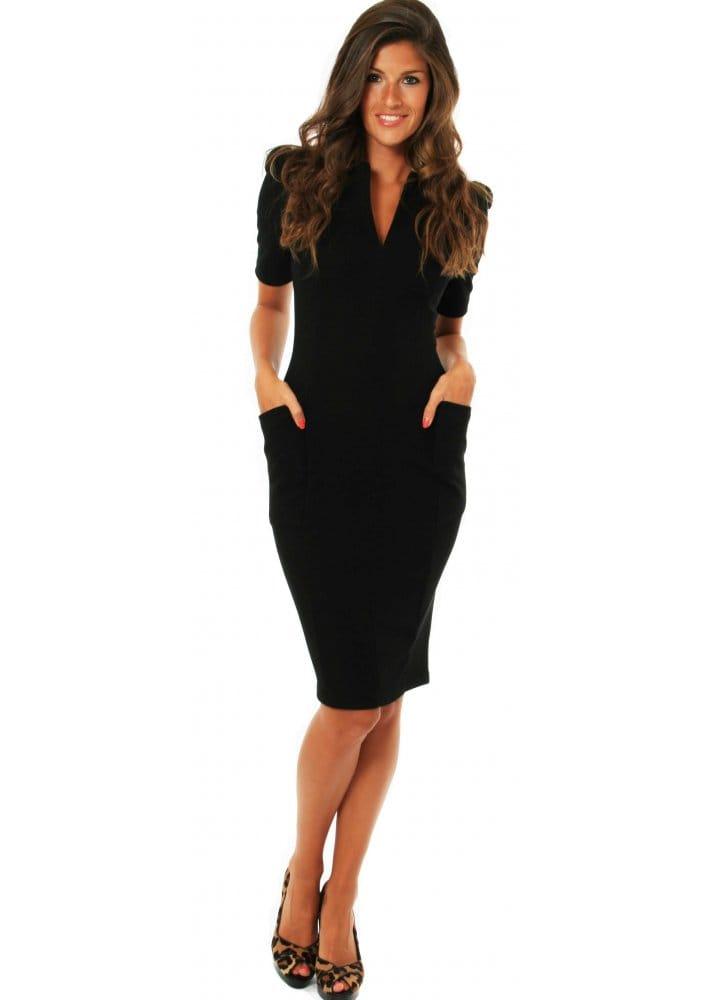 Diva Catwalk Dress Diva Dresses Diva Trinity Black Dress