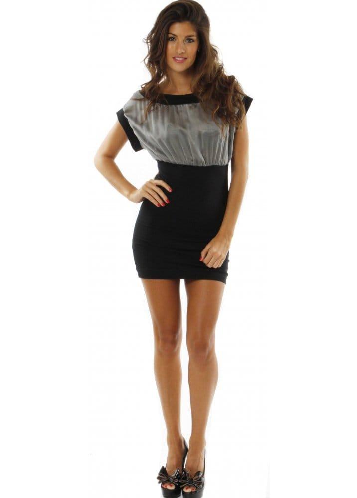 Chiffon Top Dress < Sexy Dresses