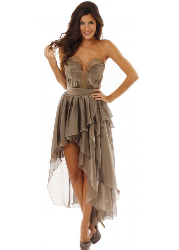 Charas Mixi Maxi Corset Dress | Charas Evening Dress ...