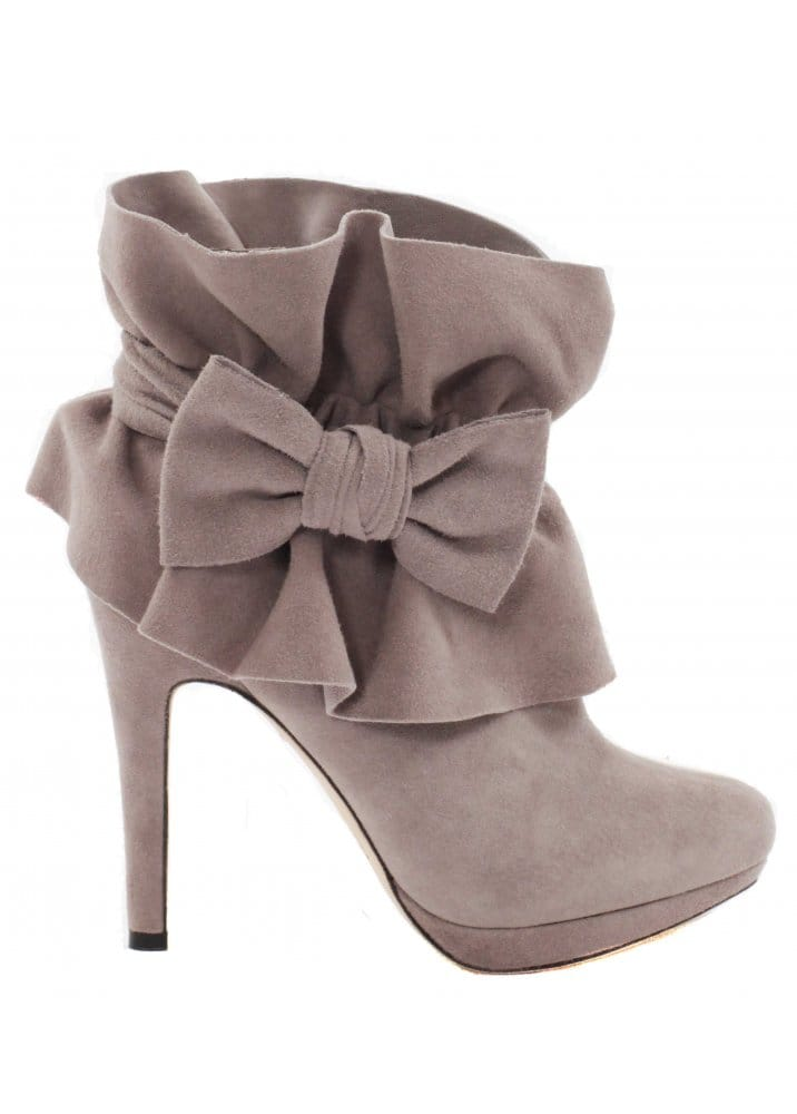 Bourne Shoes Collection | Bourne Elle Ankle Boots | Bourne Suede ...