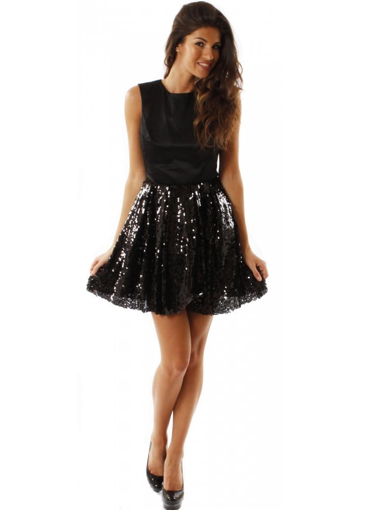 Black Party Dresses - Ocodea.com