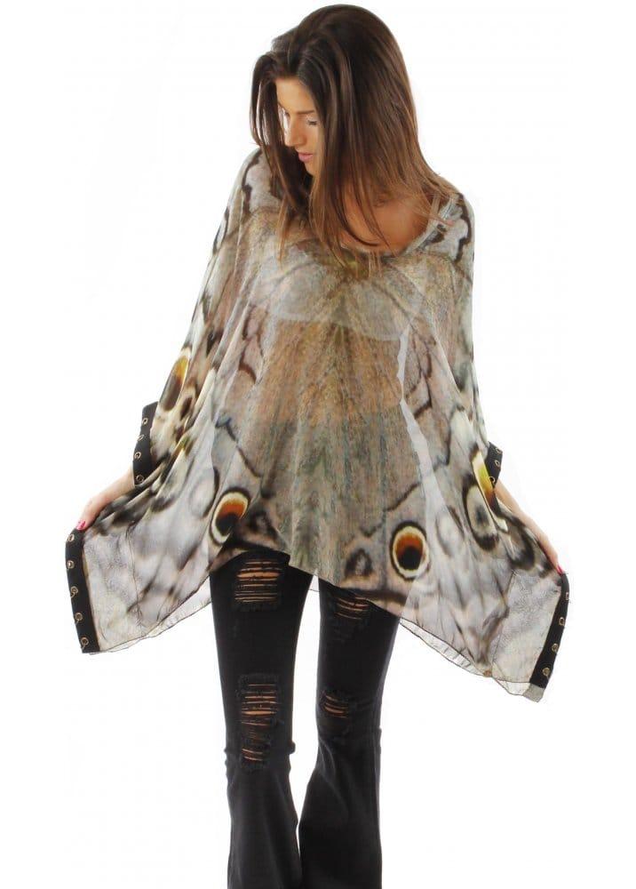 One Teaspoon Midnight Moth Dress One Teaspoon Kaftan