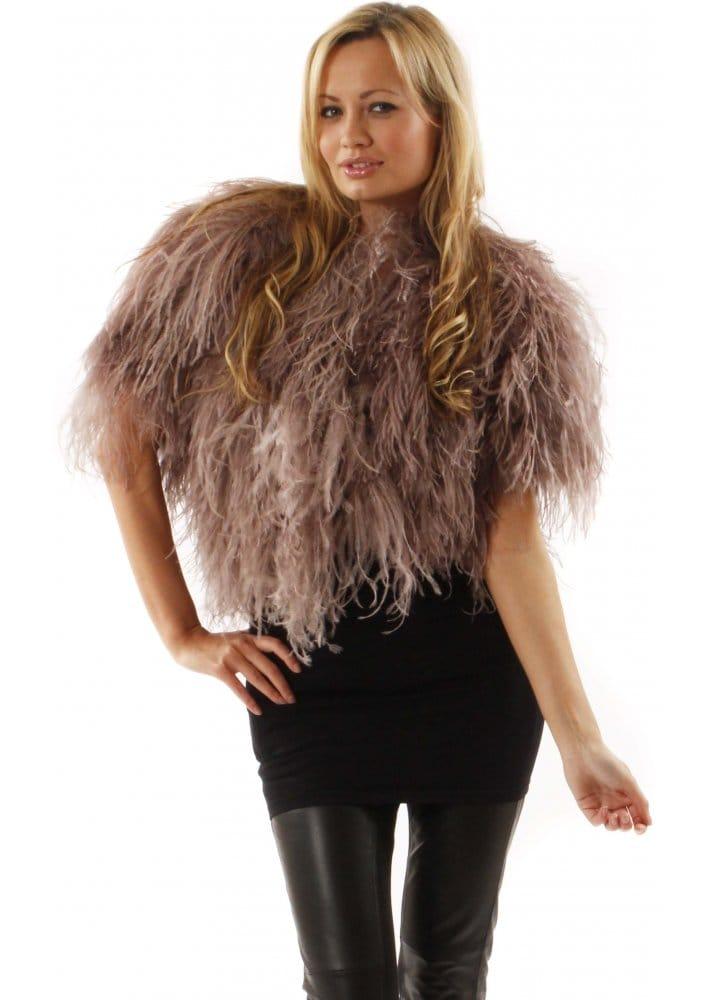 Urbancode jacket urbancode feather jacket shop for Designer bolero