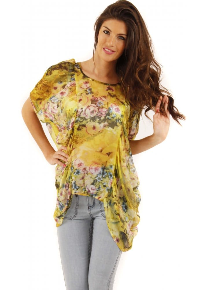 V Neck Womens Shirts