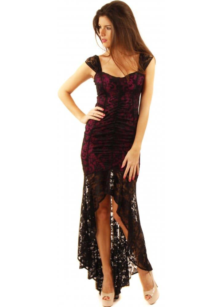Jessica Wright Dresses Jessica Wright Leila Lace Maxi