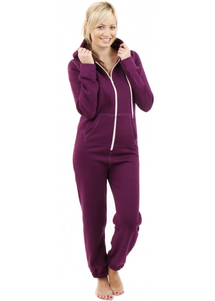 Women's onesie pajamas allow you to recreate this experience even more accurately. Onesie pajamas are just how you remember: cozy pajamas that are all one .