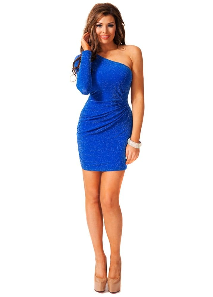 Jessica Wright Kyra Dress Jessica Wright One Shoulder