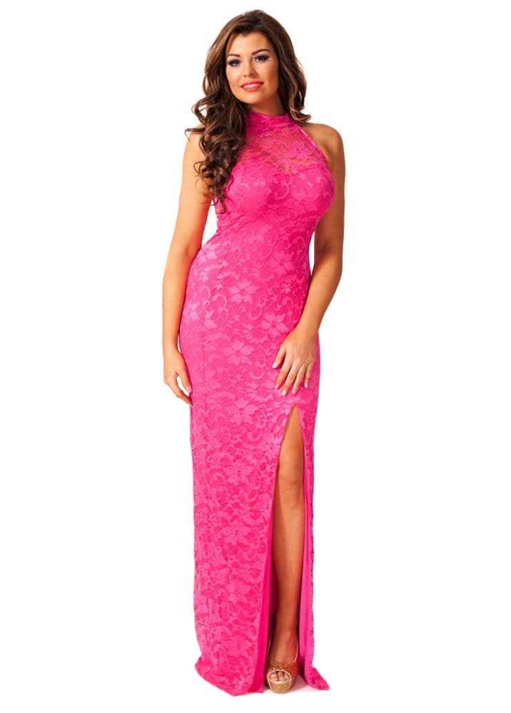 Jessica Wright Harper Maxi Dress | Jessica Wright Lace Maxi Dress ...