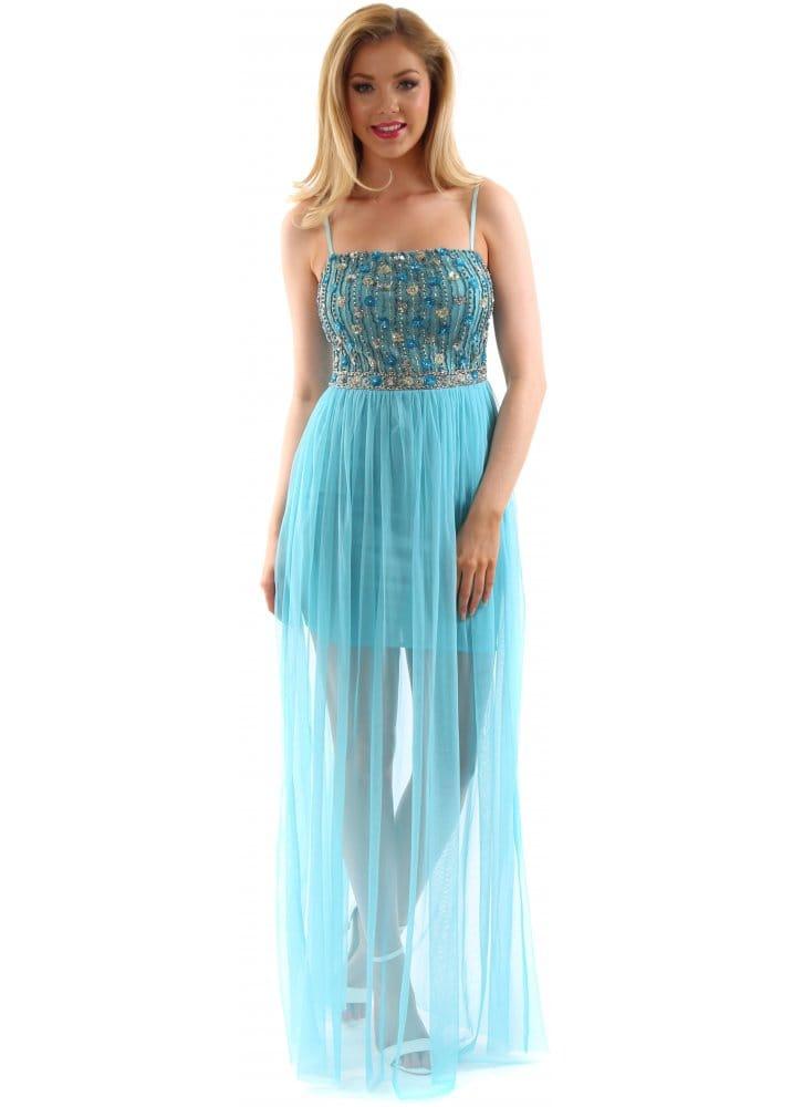 goddess london evening dress