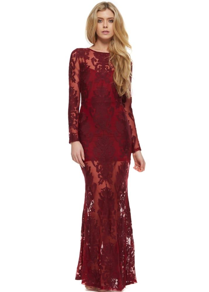 Designer Lace Mini Dresses