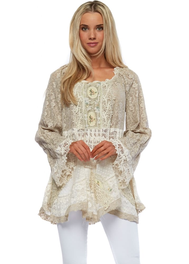 Unique Tops And Blouses