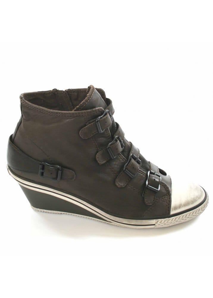 ASH Genial Wedge Trainer | ASH Shoes