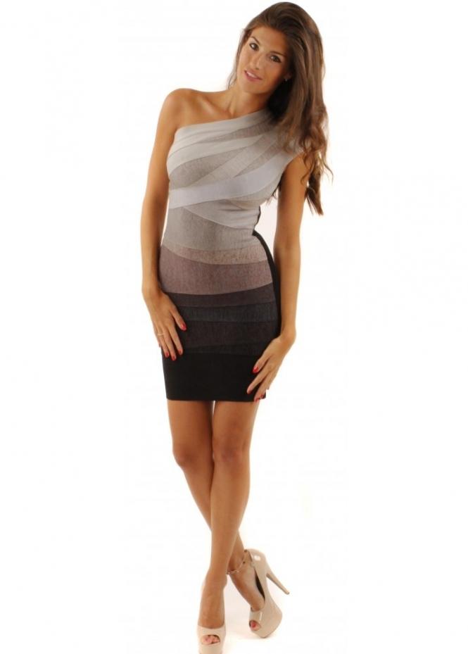 Designer A List Grey Bandage Dress | Designer Grey Bodycon ...