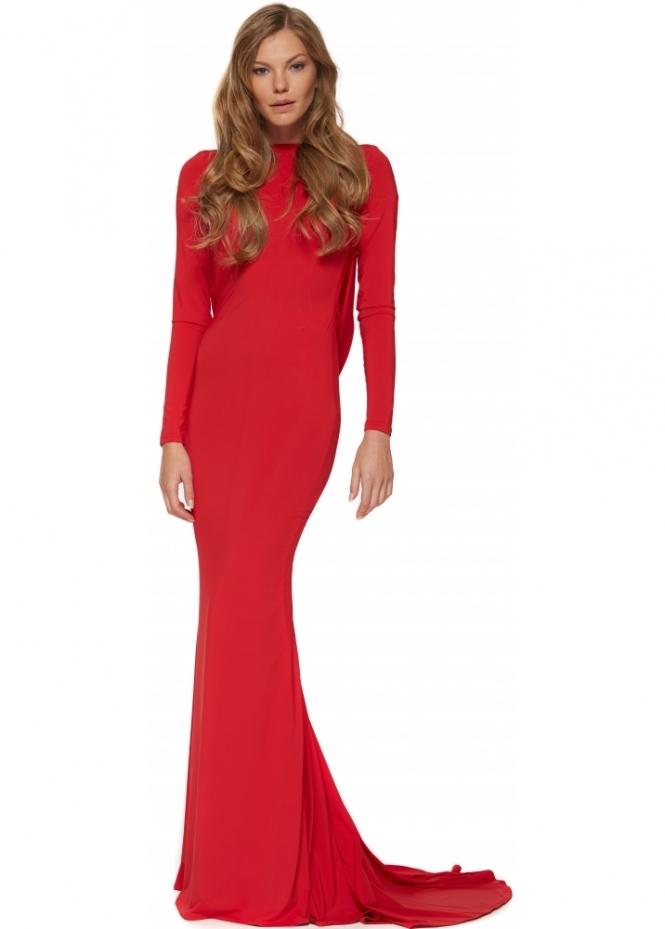 77c80bc9c9c2 Portia & Scarlett Sophia Dress   Red Designer Evening Dress