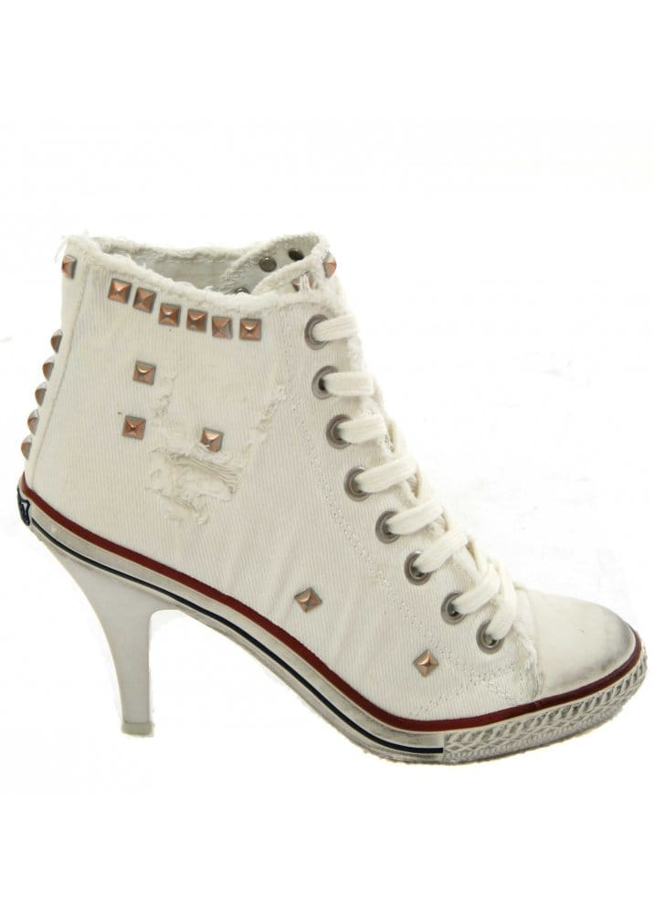 065ffe08fc3ee0 Ash Trainers | Ash Stone High Heeled Trainers | Ash Shoes