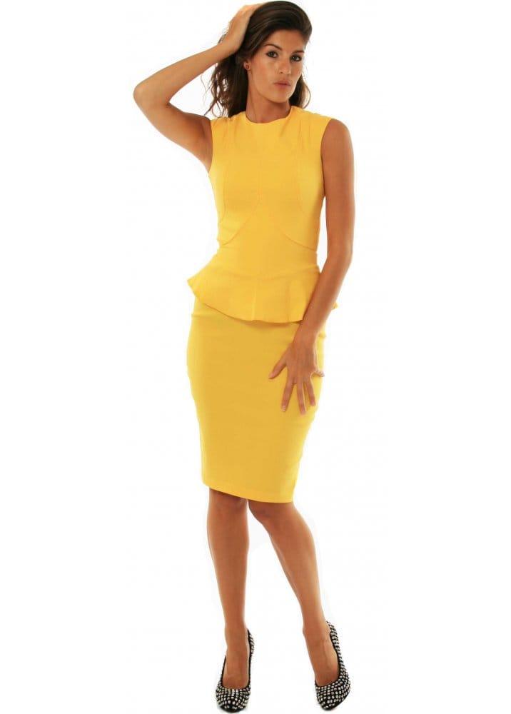 7c50eed1cd55 Diva Catwalk Dresses | Diva Va Va Voom Dress | Diva Yellow Dresses