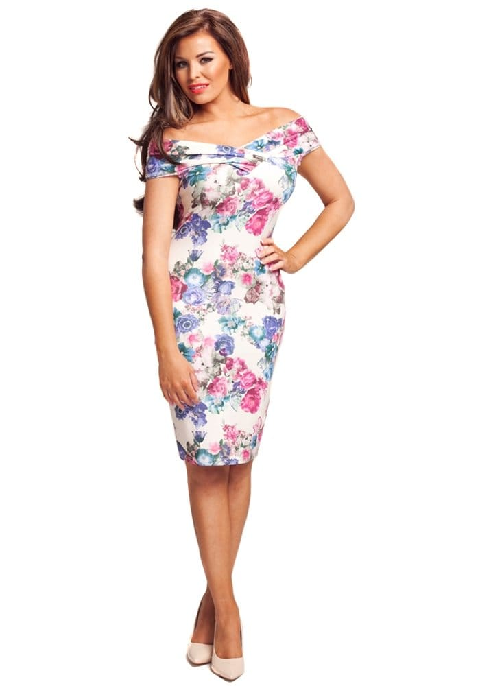 Jessica Wright Daisy Dress Jessica Wright Floral Dress