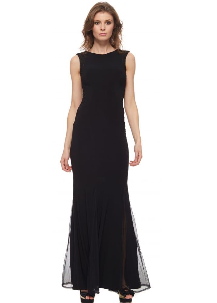 Low Back Little Black Dress