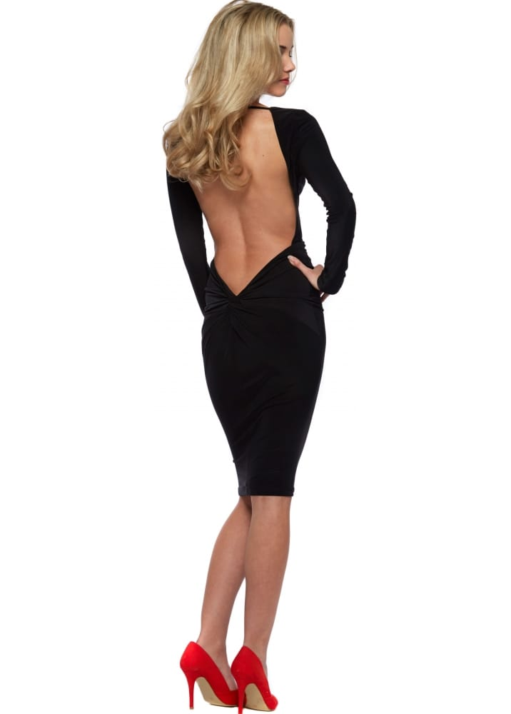 Abyss Tease Dress In Black Abyss Designer Desirables