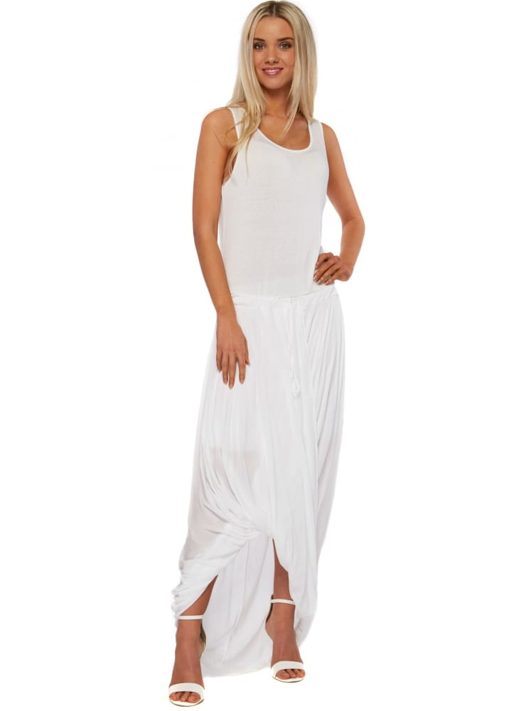 69b212c0cc5 Shyloh White Maxi Dress - Pretty White Beach Maxi Dress