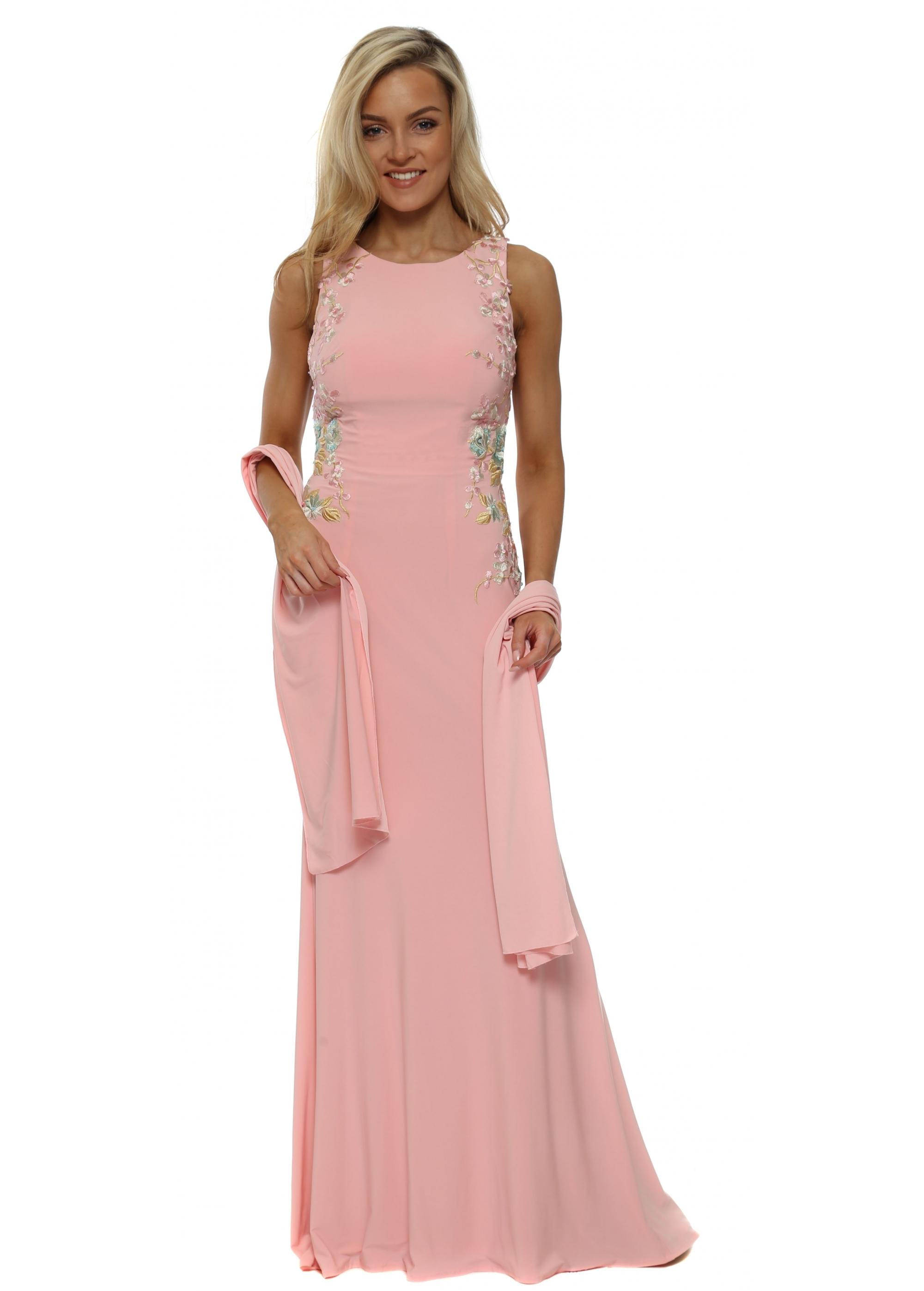Extra Long Maxi Dresses