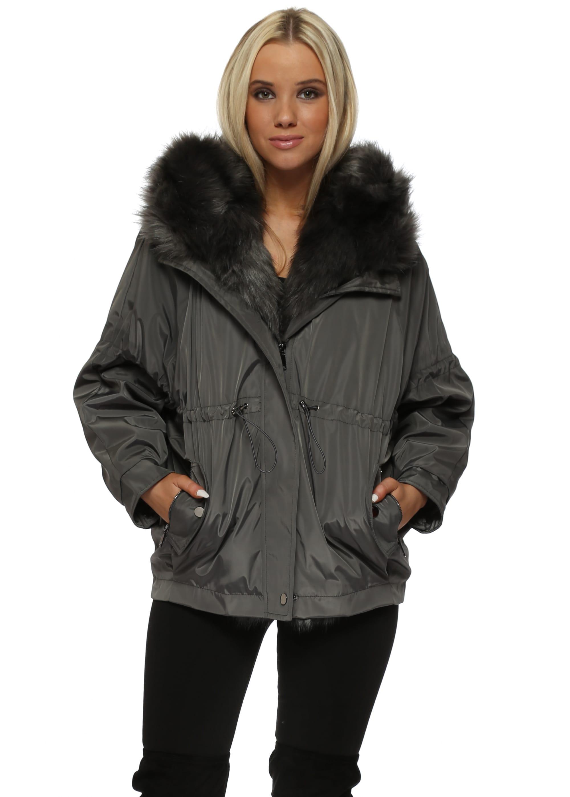 93098b944 Real Fur Hooded Puffer Coats - Tradingbasis