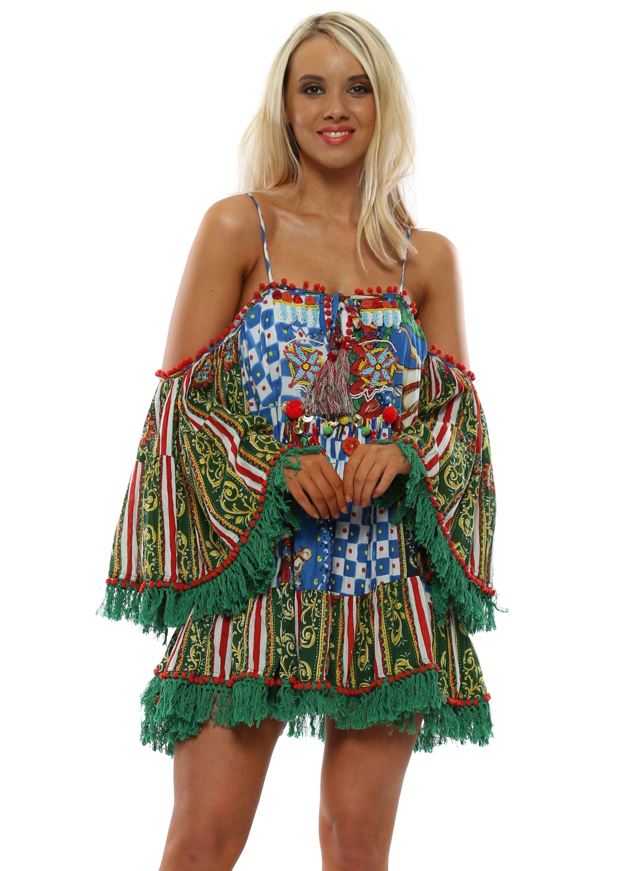 7eb6f256f0 Antica Sartoria   Beach Dress   Holiday Dress   Designer Desirables