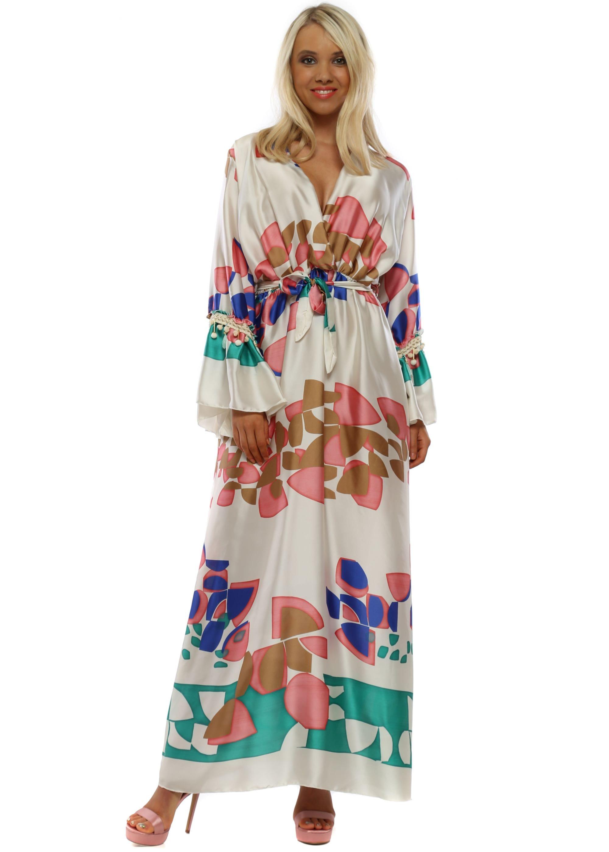 b6196ecc0e Port Boutique Dress | Floral Print Maxi Dress | Designer Desirables
