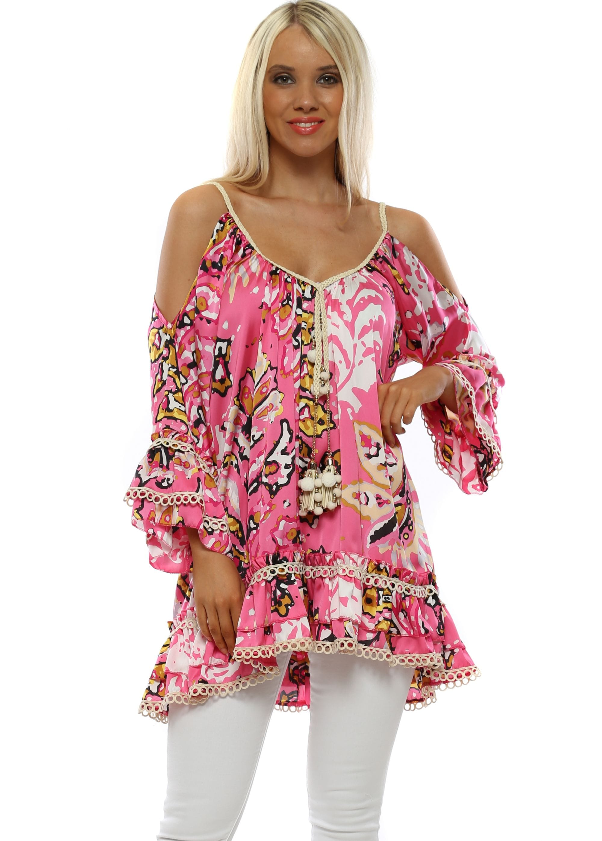 f7778927ea5bab Port Boutique Pink Top