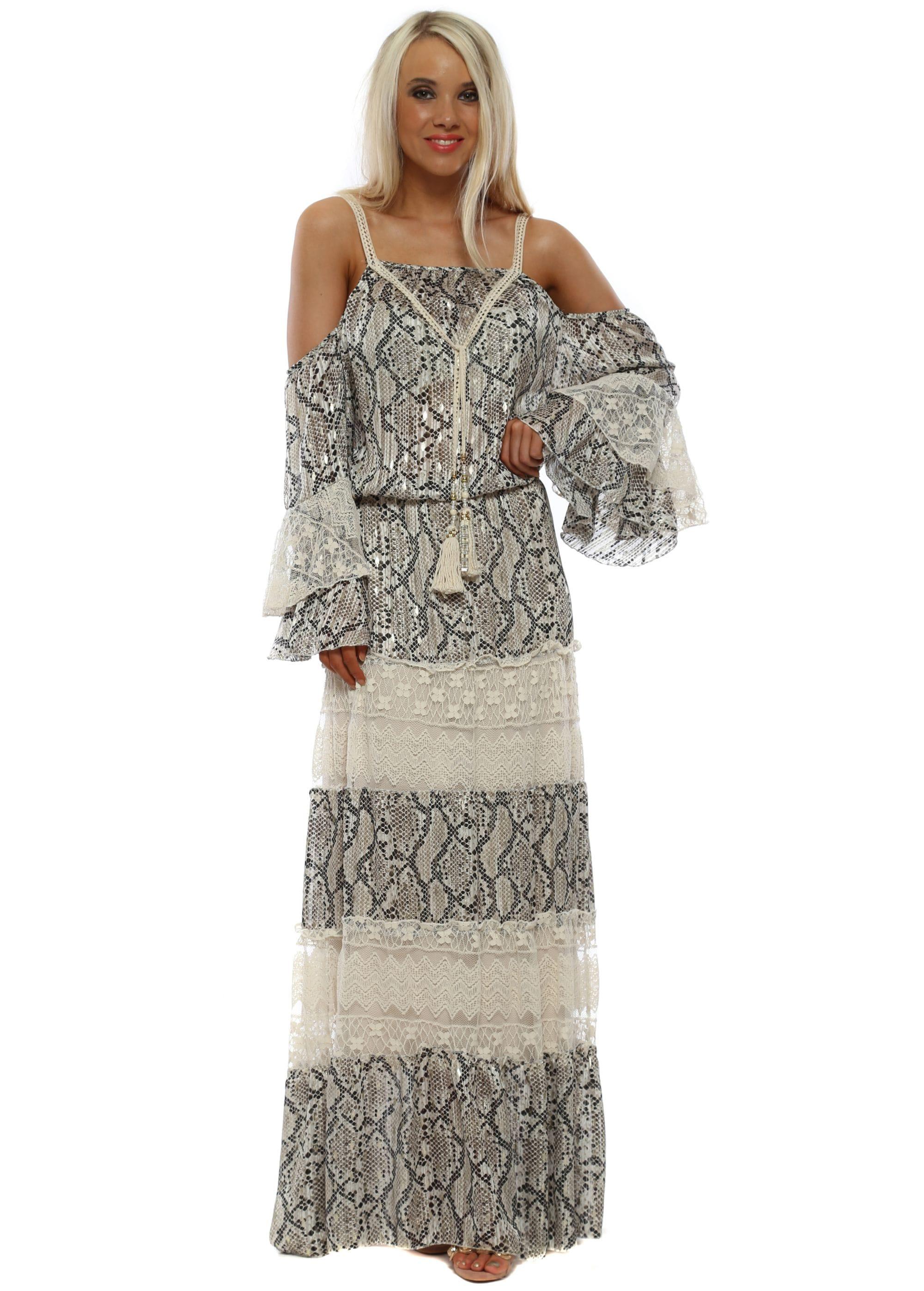 55c12d761432 My Story Maxi Dress | Snake Maxi Dress | Designer Desirables